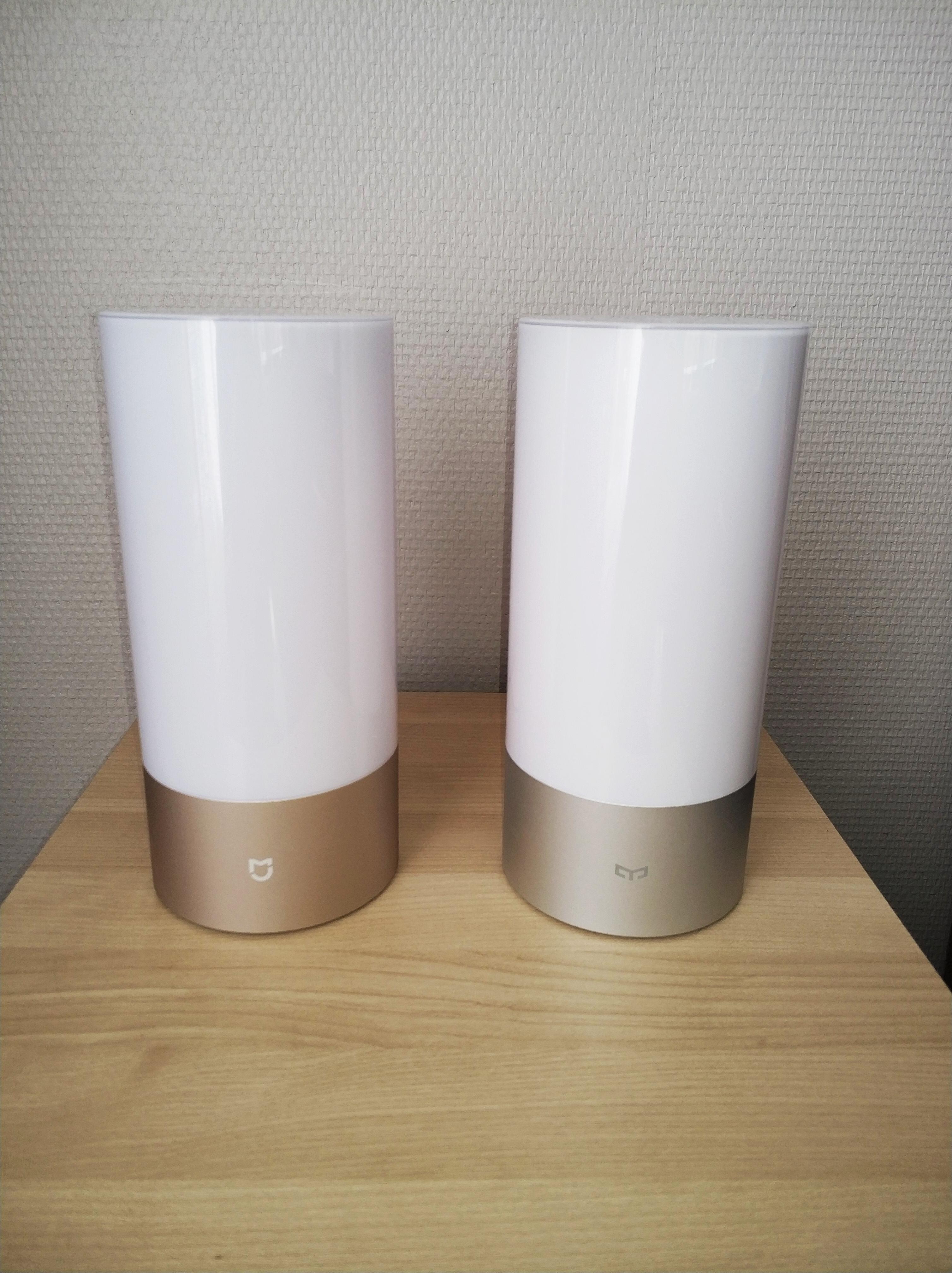 Test Lampe De Chevet Mijia Yeelight Bedside Lamp V2